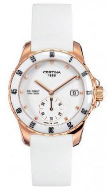 Certina DS First Lady Ceramic C014.235.37.011.00