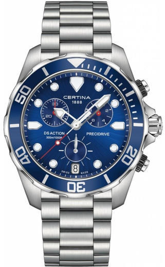 Certina DS Action chrono C032.417.11.041.00  - 1