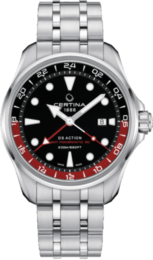 CERTINA DS Action GMT C032.429.11.051.00  - 1