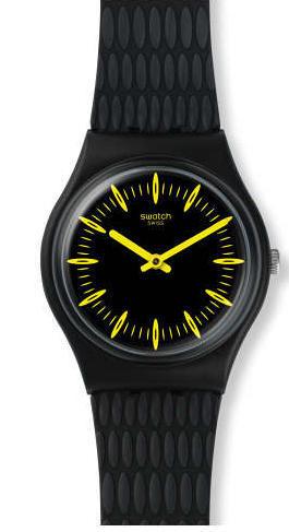 Swatch hodinky GB304 GIALLONERO  - 1