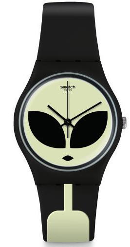 SWATCH hodinky GB307 TELEFON MAISON  - 1