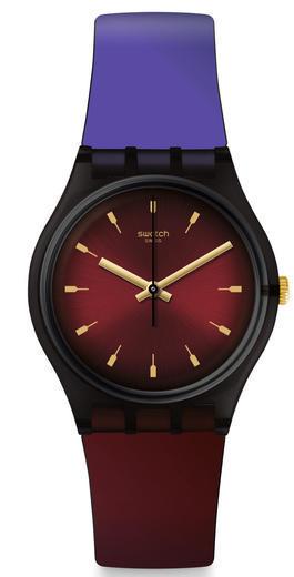 SWATCH hodinky GB308 PUREPURPLE  - 1