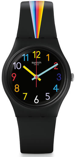 SWATCH hodinky GB311 FOUNTAIN OF COLORS  - 1