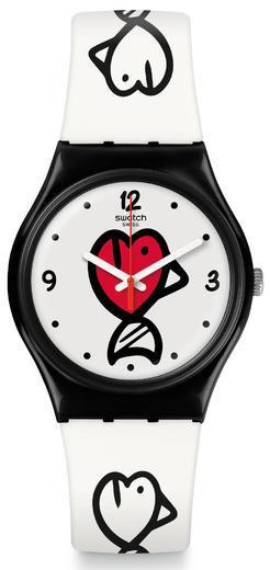 SWATCH hodinky GB321 FISHY FISHY  - 1