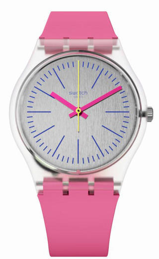 Swatch hodinky GE256 FLUO PINKY  - 1