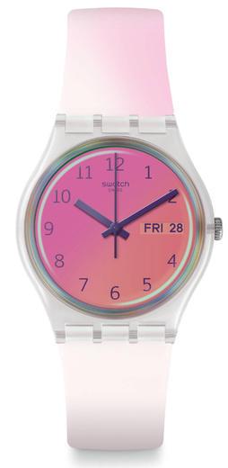 SWATCH hodinky GE719 ULTRAFUSHIA  - 1