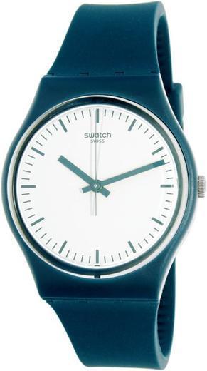 Swatch hodinky GG222 PETROLEUSE  - 1