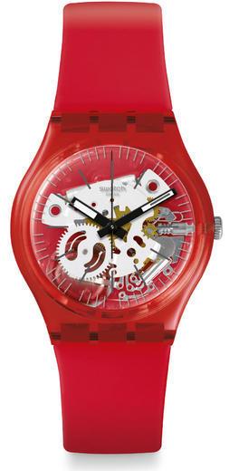 SWATCH hodinky GR178 ROSSO BIANCO  - 1
