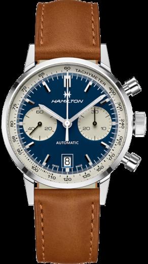 HAMILTON American Classic Intra-Matic H38416541  - 1