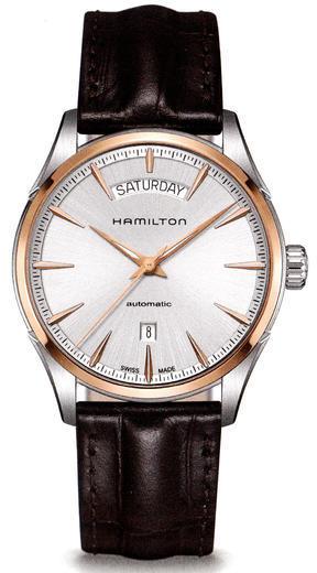 HAMILTON Jazzmaster Day Date H42525551