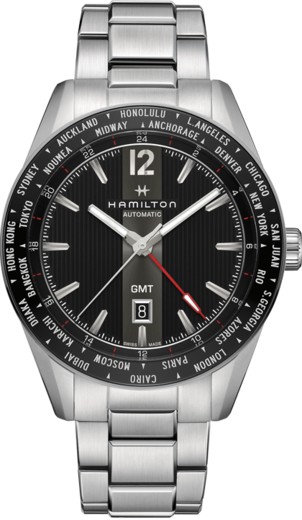 HAMILTON Broadway GMT Limited H43725131  - 1