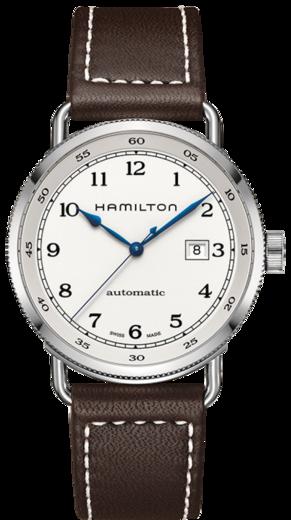 HAMILTON Khaki Navy Pioneer H77715553  - 1