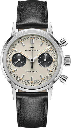 HAMILTON American Classic Intra-Matic Chronograph H H38429710  - 1