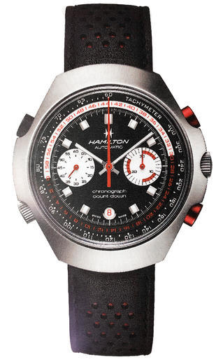 HAMILTON CHRONO-MATIC50 1969 H51616731  - 1