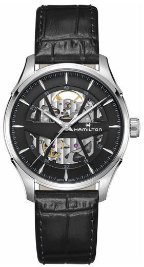 Hamilton Jazzmaster Skeleton Auto H42535780