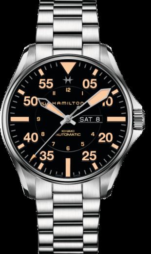 Hamilton Khaki Aviation Day Date H64725131  - 1