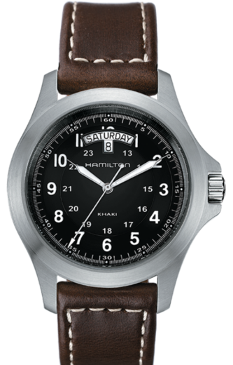 HAMILTON Khaki field King Quartz H64451533  - 1