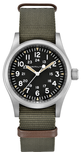 HAMILTON KHAKI FIELD mechanical H69439931  - 1