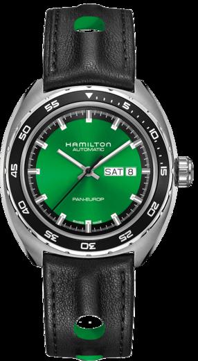 HAMILTON PAN EUROPE green H35415761  - 1