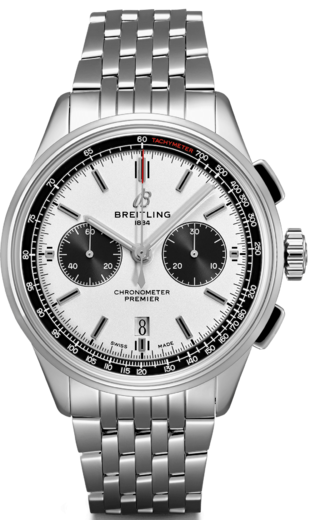 BREITLING PREMIER B01 CHRONOGRAPH 42 AB0118221G1A1  - 1