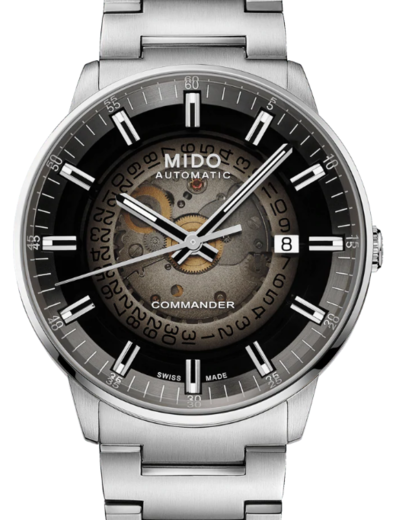 MIDO Commander Gradient M021.407.11.411.00  - 1