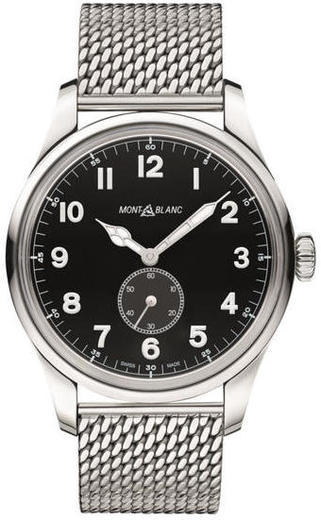 Montblanc 1858  Small Second 115074  - 1