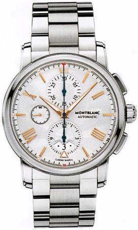 Montblanc 4810 Chronograph 114856