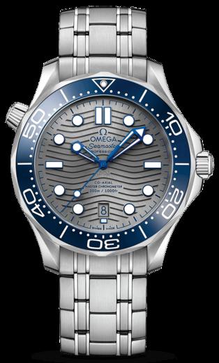 Omega Seamaster Diver 300M 210.30.42.20.06.001  - 1
