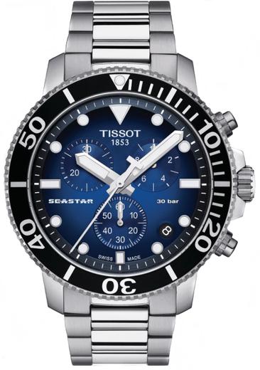 TISSOT SEASTAR 1000 CHRONO T120.417.11.041.01 S.E.  - 1