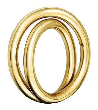 Calvin Klein prsten Continue KJ0EJR1001  - 1