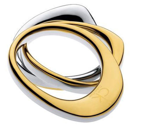Calvin Klein prsten 3v1 Undulate KJ1AJR2001  - 1