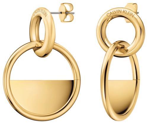 Calvin Klein Locked náušnice KJ8GJE100100