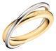 Calvin Klein Double prsten KJ8XJR2001 - 1/2