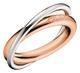 Calvin Klein Double prsten KJ8XPR2001 - 1/2