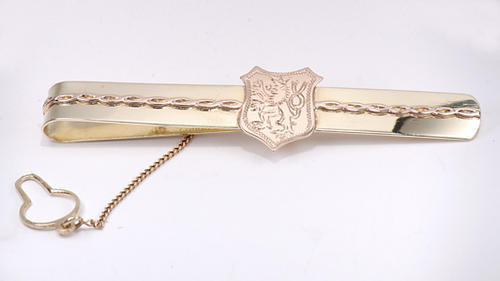 Zlatá kravatová spona 1.10  - 1