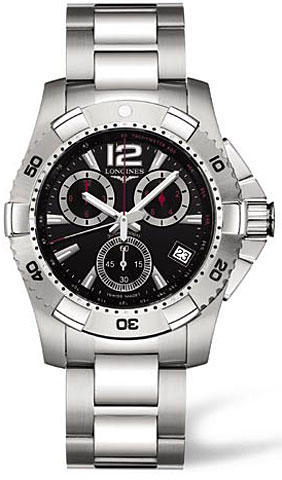 LONGINES Hydro Conquest Chrono. L3.650.4.56.6