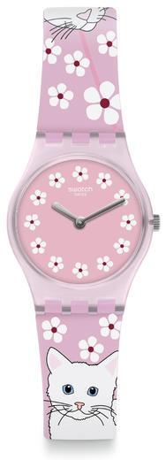 SWATCH hodinky LP156 MINOU MINOU  - 1