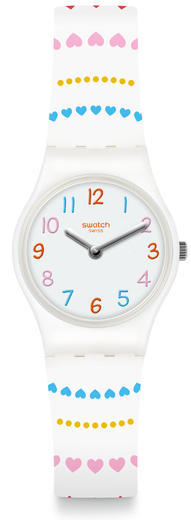 SWATCH hodinky LW164 HERZLICH  - 1