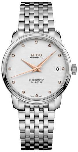 MIDO Baroncelli Chronometer Lady M027.208.11.036.00