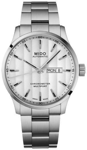 MIDO Multifort Chronometer 1 M038.431.11.031.00