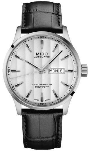 MIDO Multifort Chronometer 1 M038.431.16.031.00