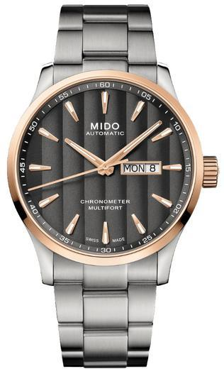 MIDO Multifort Chronometer 1 M038.431.21.061.00