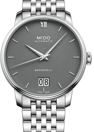 MIDO Baroncelli Big Date M027.426.11.088.00  - 1