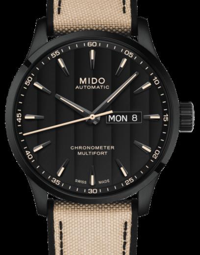 MIDO Multifort Chronometer¹ M038.431.37.051.09  - 1