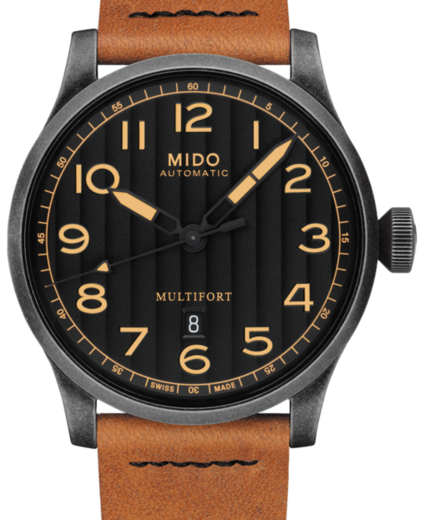 MIDO Multifort Escape Horween M032.607.36.050.99 SE  - 1