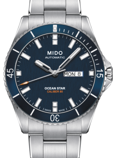 MIDO Ocean Star Captain M026.430.11.041.00  - 1
