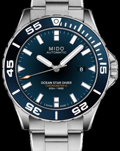MIDO Ocean Star Diver 600 M026.608.11.041.00  - 1