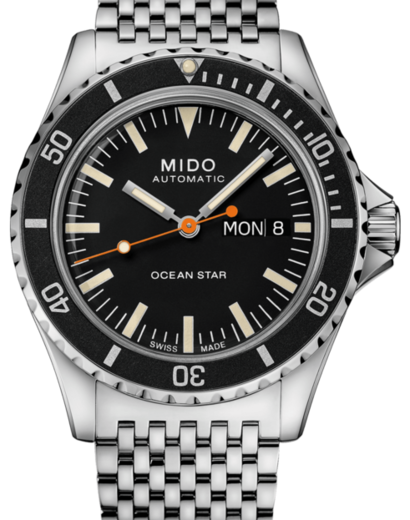 MIDO Ocean Star Tribute M026.830.11.051.00  - 1