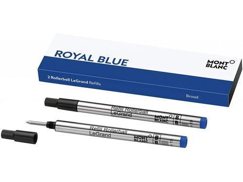 Montblanc inkoustová náplň LeGrand Royal Blue B 124497 2x balení