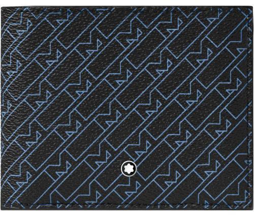 MONTBLANC peněženka M_Gram 4810 8cc 127439  - 1